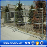 temporary decorative garden border chain link fence hot sale