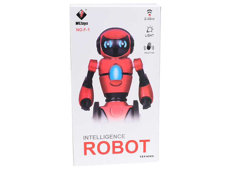 2016 Newest Arrival Intelligent Balance Battery Operated Toy Robot