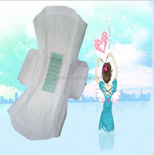 Dry and good anti-leakage OEM women's sanitary napkin paste processing