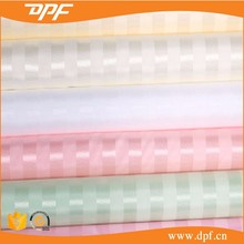 3cm stripe Polyester Waterproof Shower Curtain