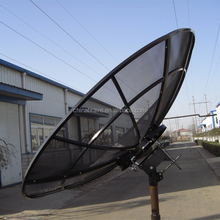 Chinese Factory Made For Customer 150cm Mesh Dish Antenna Provide You High Signal Reception