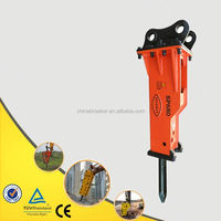 Soosan Box-Silenced Type Ring Slogging Spanner SB40 for Applicable Excavators 4.0-7.0Ton