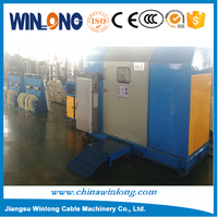 800-1000mm double twisting cable making machine
