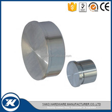 New design stainless steel handrail base plate cover