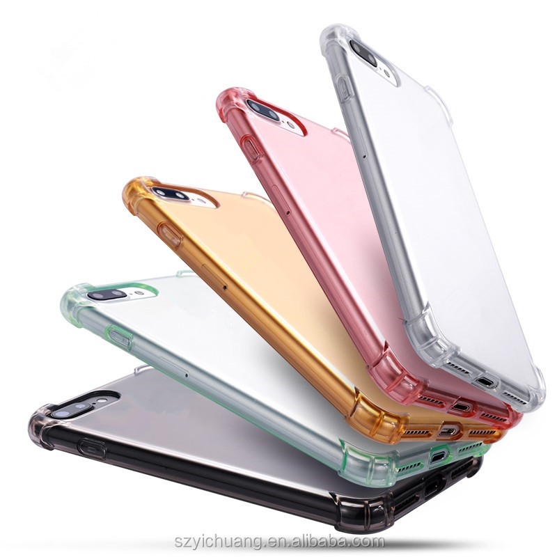 Top quality best price soft TPU OEM mobile phone case for Iphone 7