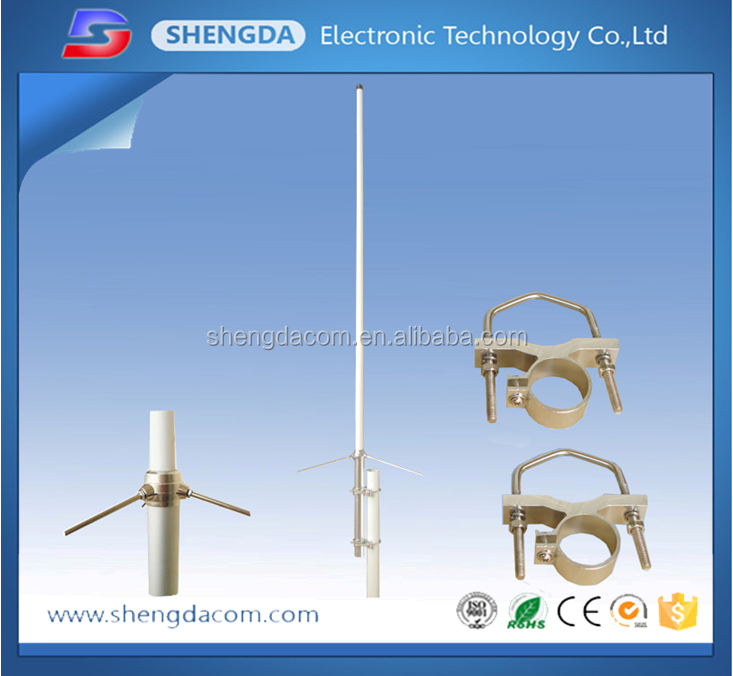 Factory price of outdoor 5g high gain 15dbi omni directional fiberglass antenna