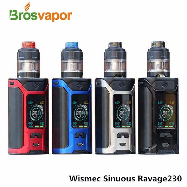 Wismec Sinuous Ravage230 7
