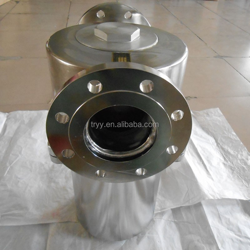 Stainless steel filter housing Pressure fuel Line Filter RYLA Series