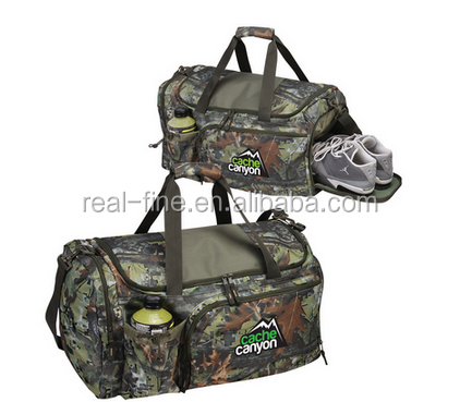 Camo Duffle Bag Large Travel Bag Gym Bag