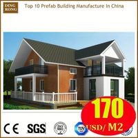 Prefabricated Luxury Villa Pre Fab House