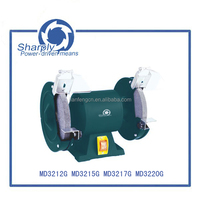 rotary table bearing MD3212G bench grinder(MD3212G),with 150w power 125mm wheel dia for OEM suuport
