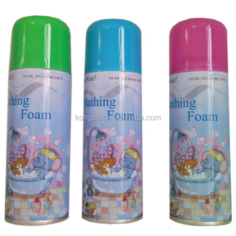 Funny Shapeable Foam Soap Spray Kids Bath Foam - Buy Kids Body Soap ...