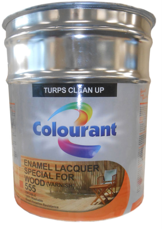 SUPER ENAMEL LACQUER SPECIAL FOR WOOD (VARNISH)
