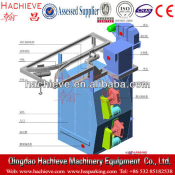 Q376 Hook Shot Blasting Machine / Hook Sand Blasting Machine / Rust Removing Equipment
