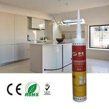 100% rtv neutral cure fire resistant silicone sealant