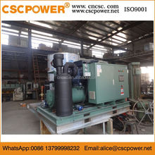 cscpower 60 tons Flake Ice Machine for fishing industry, containerized model