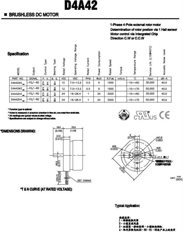 12v high speed dc motor permanent magnet motor mini electric motor for oven cooling fan  raditor