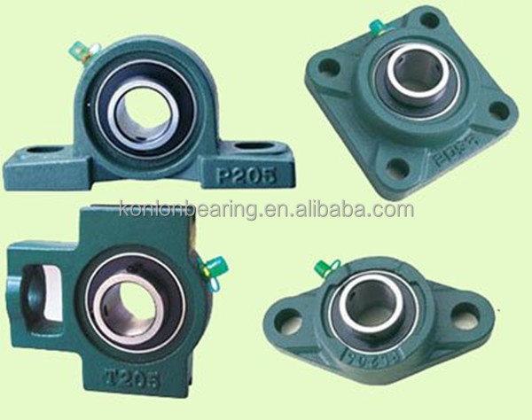 China factory UCP UCF UCFL201 202 203 204 205 Pillow Block bearing with high quality