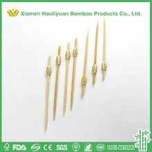 High Quality Exquisite Natural Bamboo Fruit Picks