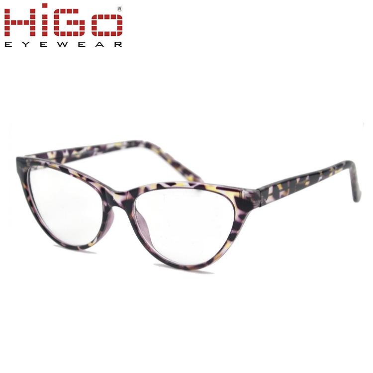 Neueste Trends Cat Eye Form Injektion Optischen Rahmen Brillen ...
