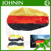 German car fabric side view mirror cover