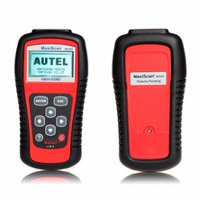 Professional Car Tester Multi-Language Works Multi-Brands CAN-BUS KW808 Obdii/eobd Code Reader Maxiscan Ms509 Auto Scanner
