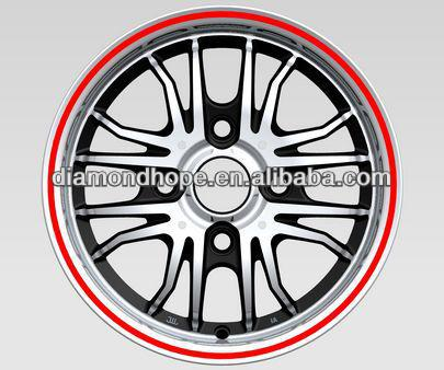 ZW-LB0033B 19x9.5 car aluminum alloy wheels