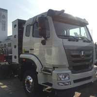 SINOTRUK 8X4 CNG 350HP euro5 dump truck 45tons for hot sale
