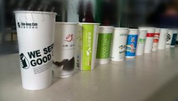Milk Use and Laminated Material Best quality cup lidding sealing film for dairy products