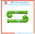 oem factory pe customized inflatable cheering stick