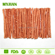 chicken & rice stick dog treat pet food premium dog food factory wholesale