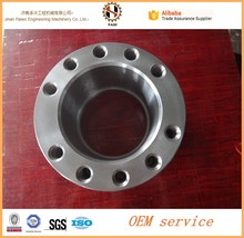 Custome according drawing oil well drill rig parts socket welding flange