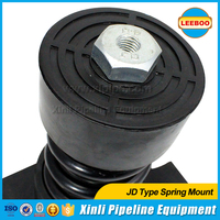 Pipe vibration isolator spring mount from China