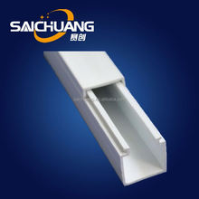 Wall duct flexible open channel Large Slotted
