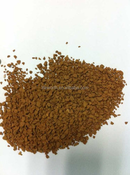 100% freeze dried instant coffee