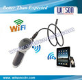 Witson waterproof endoscope 8mm camera Wi-Fi hotspot capability,W3-CMP3813WX