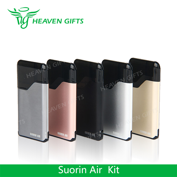 2017 Best Vaporizer 400mAh 16W 2ml Suorin Air E-Cigarette Kit