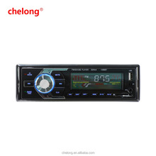 Car Audio Stereo In Dash 12 V 1 DIN FM Radio Auto Mp3-speler met bluetooth 1066BT