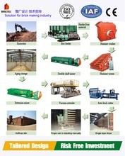 price list of Hydraulic Multi-bucket Excavator for brick making machine