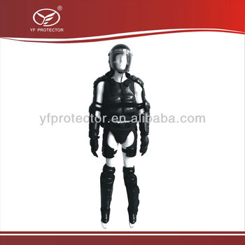 Military high quality well deisgn Soft Anti riot suit