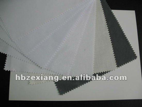 China manufacturer fusible interfacing fabric with high quality