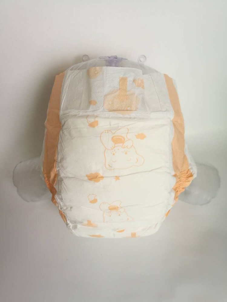 Competitive price disposable baby diaper with high quality