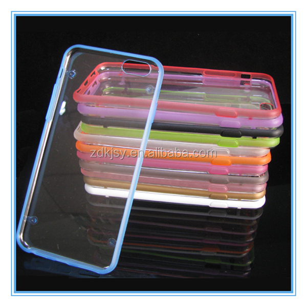 2014 New case for iphone 6 case, for iPhone 6 PC+TPU case, for iphone6 case