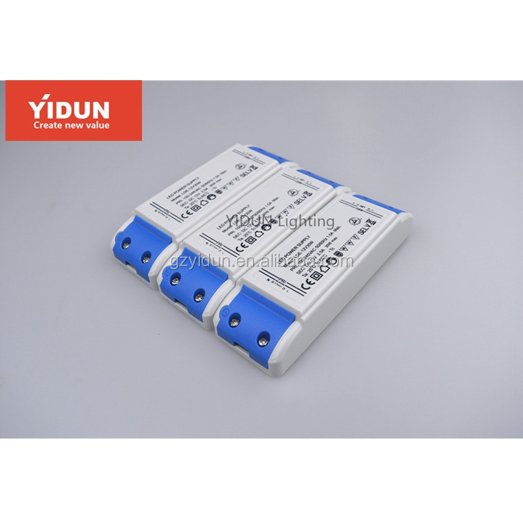 YIDUN Lighting 1-24W Power Supply LED Driver Electronic Transformer Constant Current 300mA