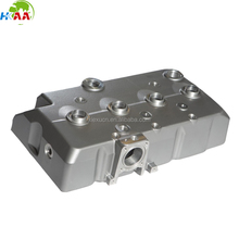 Professional hardware manufacturing aluminum valve cover chrome plated engine valve cover