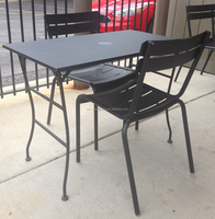 Metal Tables and Chairs/Outdoor furniture Chair and Table