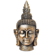 hot sale resin Thai Buddha Head statue for sale and decoration