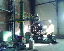 Automatic welding equipment for narrow-gap submerged arc welding