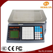30kg digital acs series price computing scale for retail