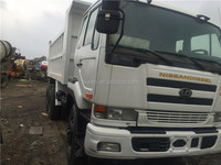 Japan Used Dump Truck 20 Ton For Sale ( Nissan CWB459 )